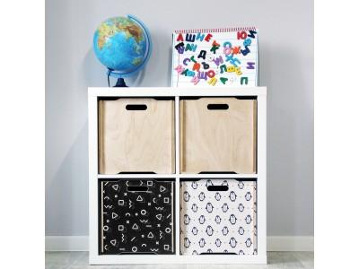 Ящики для игрушек Simple box!