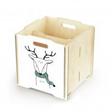 Ящик для игрушек Simple Box big (Оленёнок)