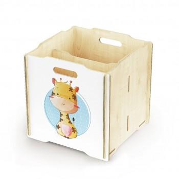 Ящик для игрушек Simple Box big (жираф)